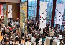 Gipfeltreffen des Württemberger Weins Heilbronn