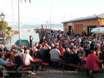 Hafenfest Langenargen