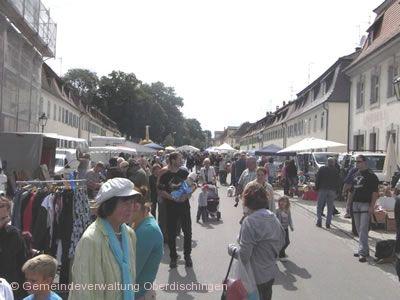 Dorfhockete Oberdischingen