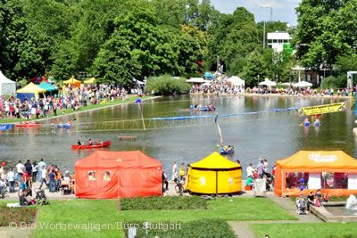 Stuttgarter Zeitung Kinder- & Jugendfestival Stuttgart City Fit & Fun