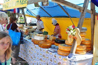Internationales Käse- und Gourmetfest Lindenberg im Allgäu