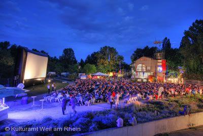 Kieswerk-Open-Air Weil am Rhein am 30.07.2020 bis 09.08.2020