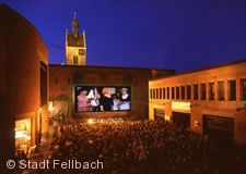 28. Sommernachts Open-Air-Kino Fellbach