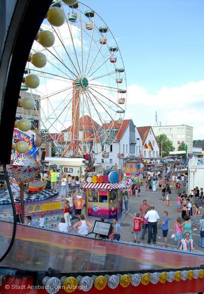 Kirchweih Ansbach
