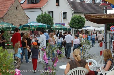 Stadtkirchweih Heppenheim