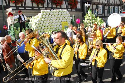 40. Filderkrautfest Leinfelden-Echterdingen