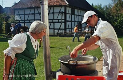 Traditionelles Schlachtfest Bad Schussenried