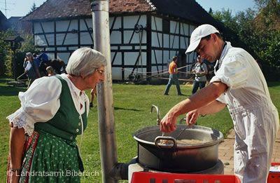 Traditionelles Schlachtfest mit Tierschau Bad Schussenried am 09.09.2018