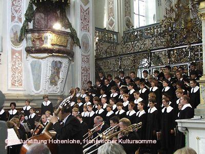 Hohenloher Kultursommer Langenburg