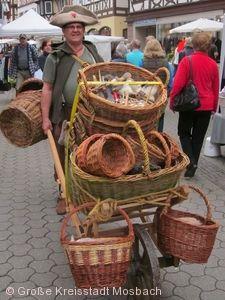 Kunsthandwerkermarkt Mosbach