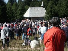 Traditionelles Laurentiusfest Feldberg im Schwarzwald