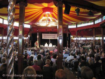 Heidelberger Literaturtage im Aufbruch