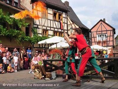 14. Richard-Löwenherz-Fest Annweiler am Trifels