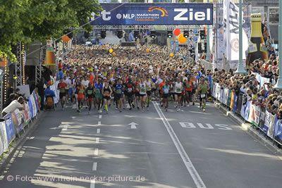 SRH Dämmer Marathon Mannheim
