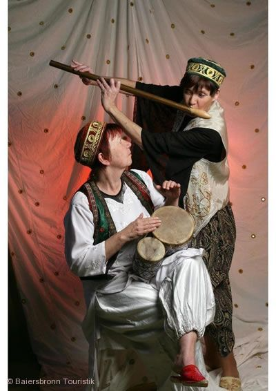 13. Internationales Festival der Märchenerzähler Baiersbronn