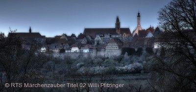 Rothenburger Märchenzauber Rothenburg ob der Tauber am 05.11.2020 bis 14.11.2020