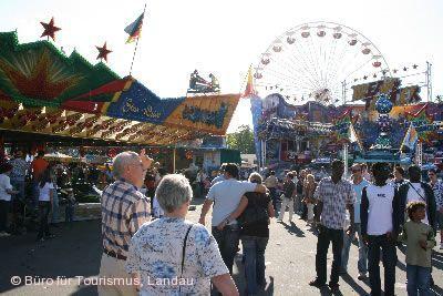 Herbstmarkt Landau in der Pfalz am 12.09.2020 bis 21.09.2020