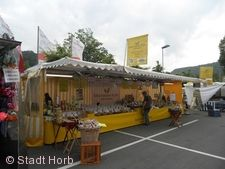 Traditioneller Martinimarkt Horb am Neckar