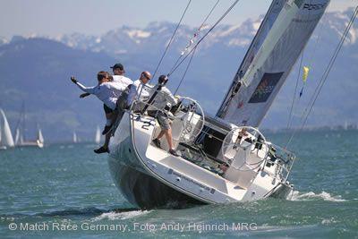 Match Race Germany Langenargen am 28.05.2020 bis 01.06.2020