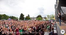 Mini-Rock-Festival Horb am Neckar