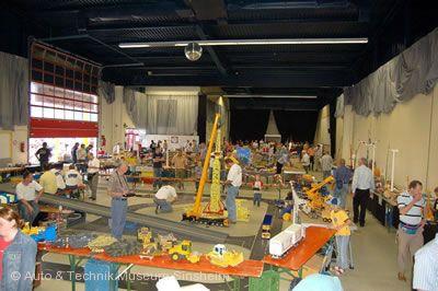 Mini-Bauma Modellbauausstellung Sinsheim