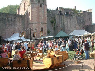 Burgfest Hardenburg Bad Dürkheim