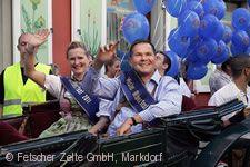 Deutsch-Schweizer Oktoberfest am See Konstanz