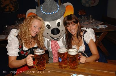 Oktoberfest Rust
