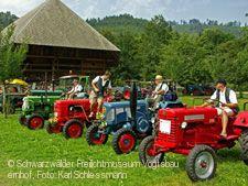 Oldtimer-Traktoren-Treffen Gutach (Schwarzwaldbahn)