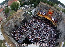 """Opernfestspiele Heidenheim - """"Der fliegende Holländer"""" Heidenheim an der Brenz"""