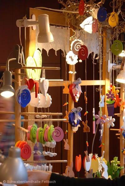 Internationale Ostereierbörse mit Künstlermarkt Fellbach
