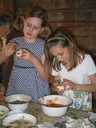 Osterprogramm für die ganze Familie Neuhausen ob Eck
