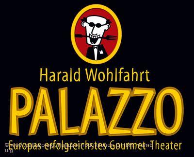 """""""Harald Wohlfahrt Palazzo"""" Stuttgart"""