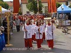 Traditionelles Heimatfest Peter und Paul Obermarchtal