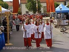 Traditionelles Heimatfest Peter und Paul Obermarchtal am 25.06.2021 bis 27.06.2021