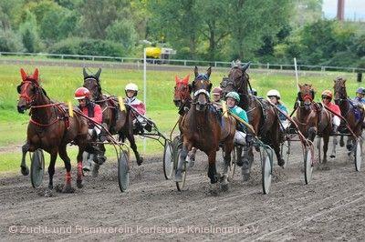 Knielinger Pferderennen Karlsruhe