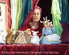 29. Gernsbacher Puppentheaterwoche