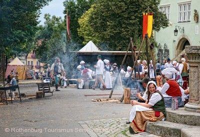Reichsstadt-Festtage Rothenburg ob der Tauber