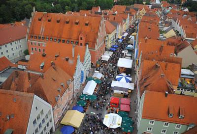 22. Donauwörther Reichsstraßenfest