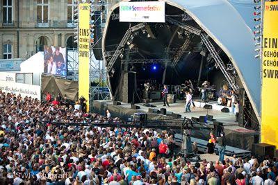 SWR-Sommerfestival - ABGESAGT !!! Stuttgart