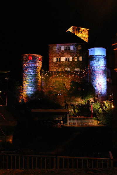 Schlossfestspiele Zwingenberg am Neckar