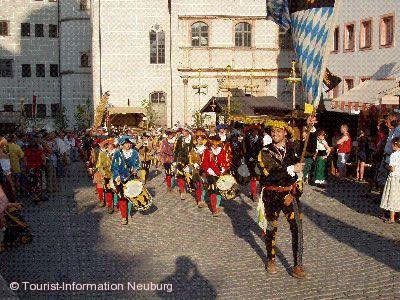 Neuburger Schlossfest Neuburg / Donau