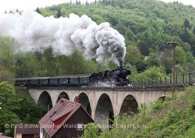 Schwäbische Waldbahn Rudersberg