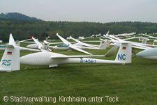 51. Internationaler Hahnweide-Segelflug-Wettbewerb Kirchheim unter Teck