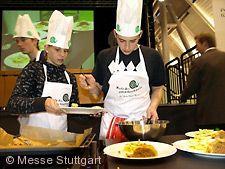 Slow Food Messe - Markt des guten Geschmacks Stuttgart