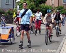 14. slowUp Hochrhein Bad Säckingen