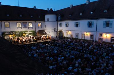 Musik auf Schloss Filseck Uhingen