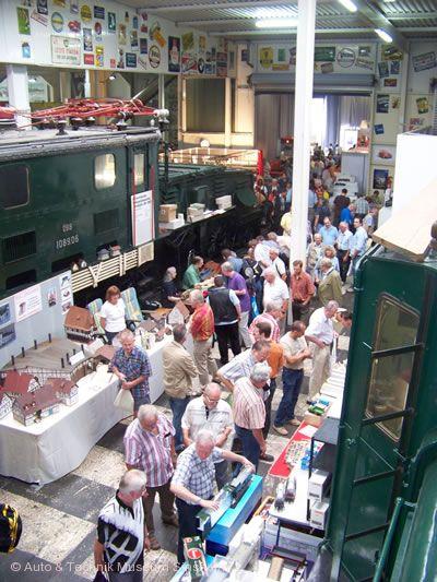 29. Internationales Spur-1-Modellbahn-Treffen Sinsheim