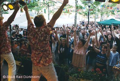 Stadtfest Bad Dürkheim