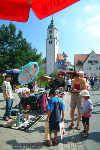 Großes Stadtfest Bad Wurzach